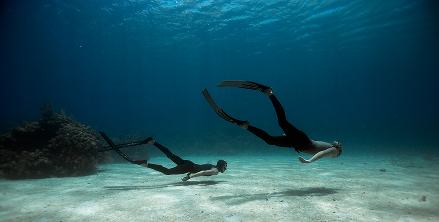 Advanced Freediver Course